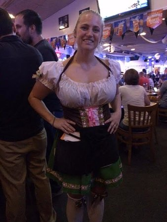 Bellmawr, NJ: Our waitress Cory
