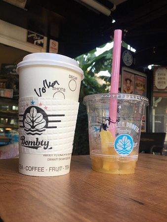 Bombty Coffee & Donut