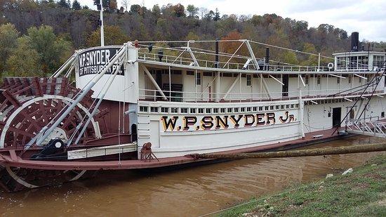 Marietta, Ohio: WP Snyder Jr.