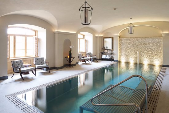 AVA Spa at Four Seasons Hotel Prague