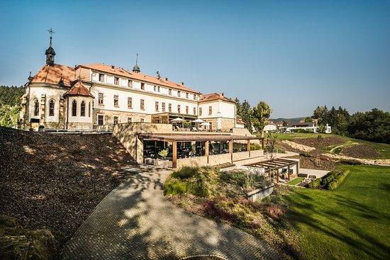 Luhacovice, Tsjekkia: Hotel