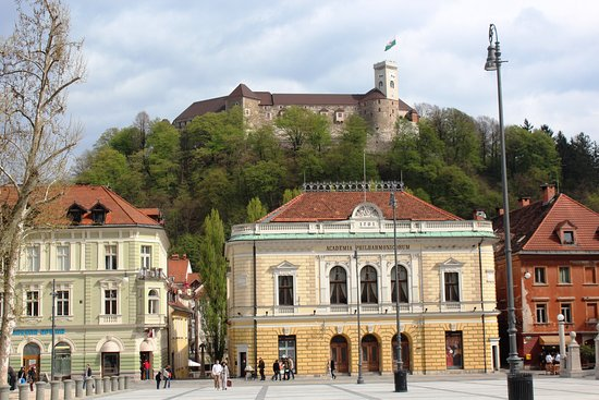 Ljubljana & Idea Tours