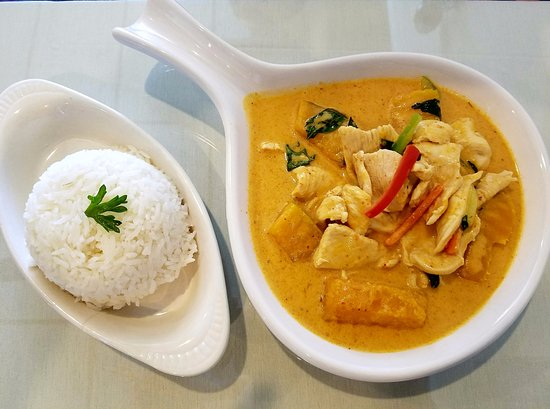 Edmond, OK: Chicken Pumpkin Curry
