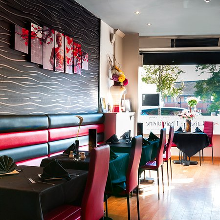 Widnes, UK: Arroy Thai Restaurant