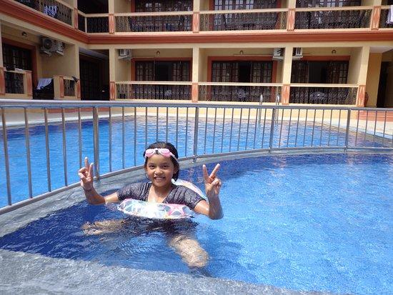 Resort Terra Paraiso: Room facing second swimming pool