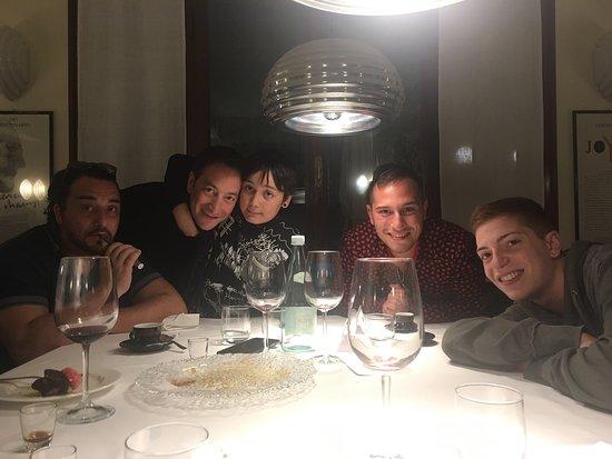 Sasso Marconi, Italien: Che cena fantastica