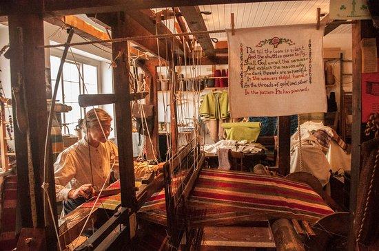Holywood, UK : Weaving Shed