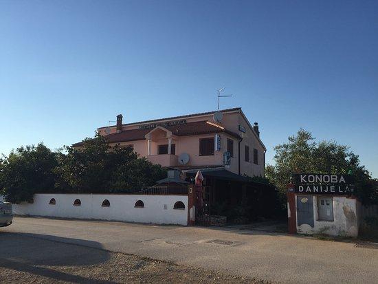 Vodnjan, Croazia: Kanoba Danijela