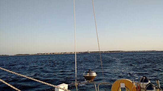 Southport, NC: Photo from Sailing Vessel Kelly Allen