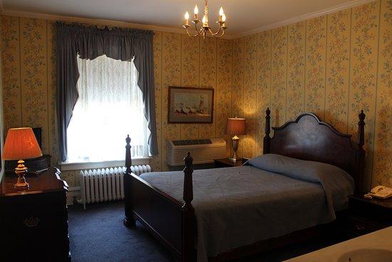 Fredonia, Estado de Nueva York: Standard room  (304)