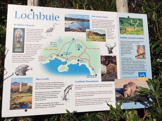 Craignure, UK: Lochbuie