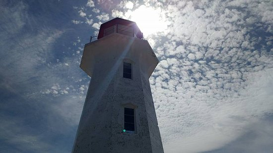 Peggy's Cove, Canadá: Peggy's Lighthouse