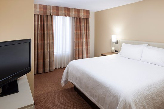 Hilton Garden Inn McAllen Airport: Suite King Bed