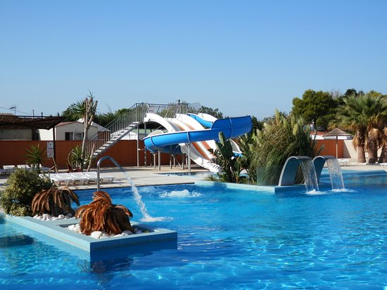 Camping L'Oasis: Espace adultes