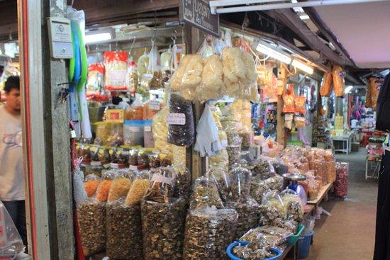 Mae Sot, Tailandia: Vendors