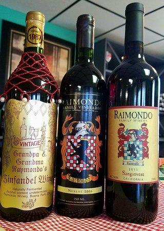 Mountain Home, AR: Three Generations of winemaking at Raimondo Winery
