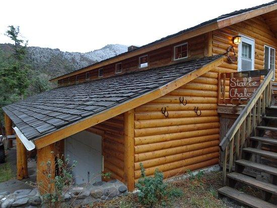 Elephant Head Lodge: Notre châlet