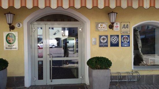 Chiusa, Włochy: Ingresso