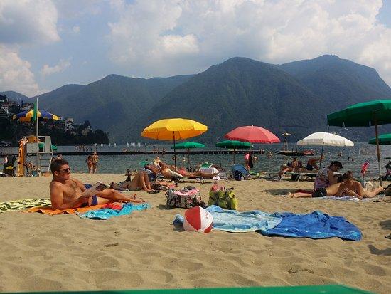 Lido di Lugano: Lago di Lugano