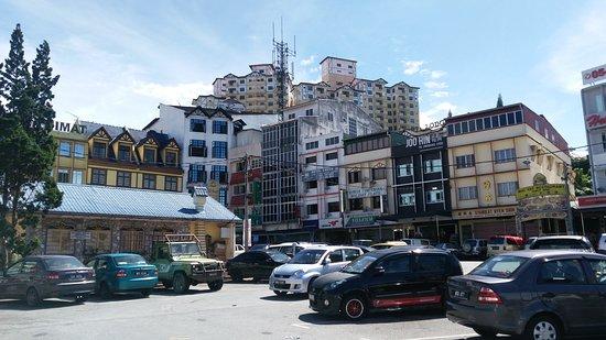 Brinchang Town..