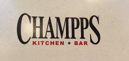 Champps: Sign