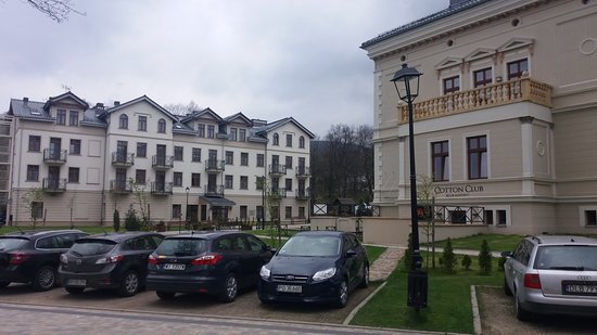 Swieradow Zdroj, Poland: cottonina villa & mineral spa resort