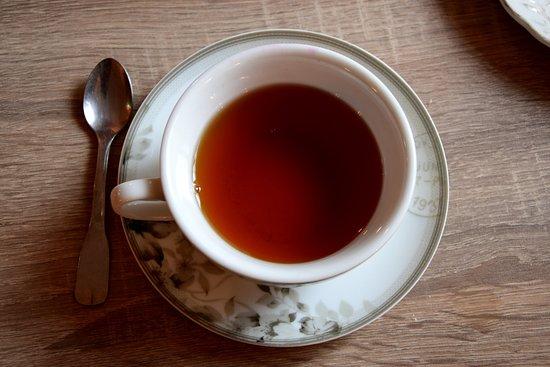 Le Salon d'Hugo: Thé au 4 fruits rouge