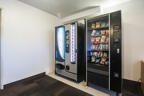 Motel 6 Seaside Oregon: Vending