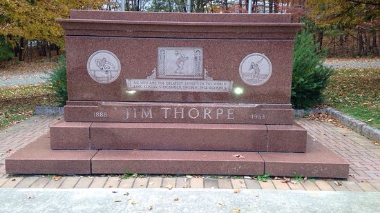 Jim Thorpe Memorial : photo0.jpg