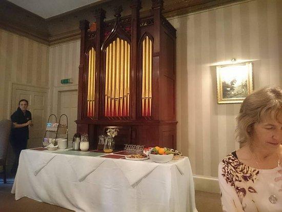 Fintry, UK: Dining Room