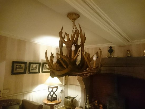 Fintry, UK: Reception Light