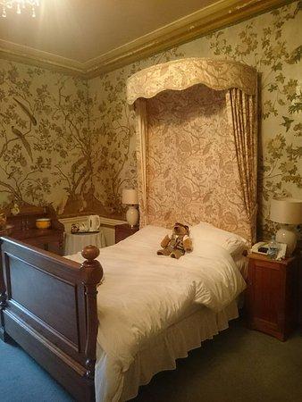 Fintry, UK: Chinese Bird Room