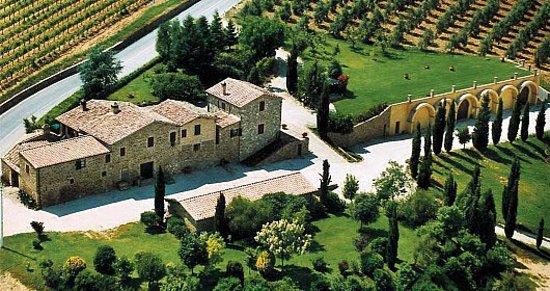 Montalcino, Italien: L'azienda
