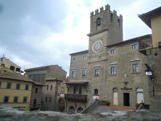 Arezzo, Italië: Cortona