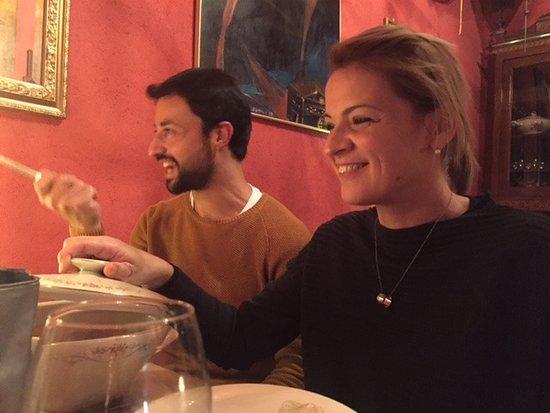 Acqualagna, อิตาลี: goderecci e sorridenti...la miglior recensione!