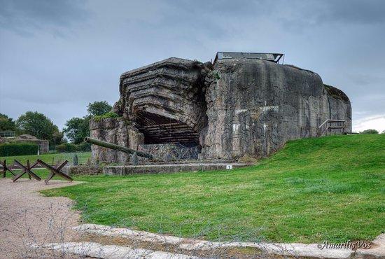 Saint-Marcouf, فرنسا: Bunker