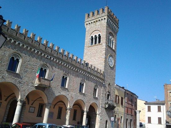 Palazzo Comunale Ordelaffi