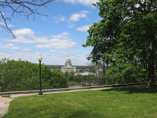 Prospect Terrace: The park