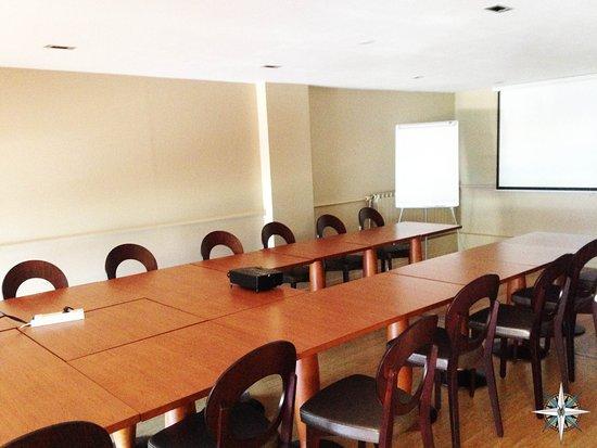 Tresserve, Francia: Salle de séminaire / réunion