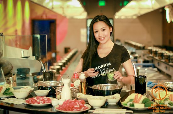 Fairfax, VA: Authentic Japanese Shabu Shabu