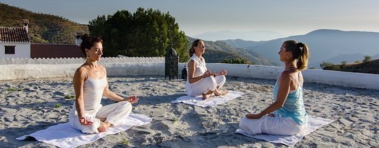Cortijo Juan Salvador: Meditation