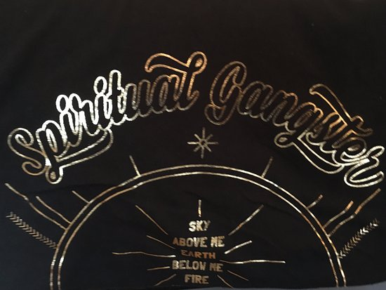 Leola, Πενσυλβάνια: Spiritual Gangster clothing!