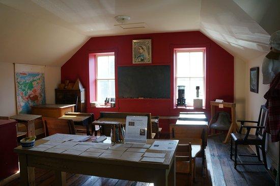 St. Marys, Canada: Classroom