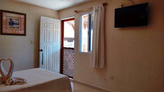 Hotel Punta Ponto: room view