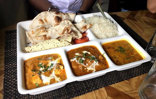 North Indian Platter
