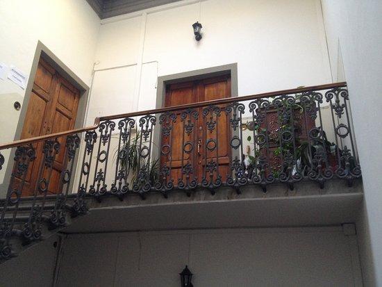 pianerottolo - Foto di B&B Il Magnifico Soggiorno, Firenze - TripAdvisor