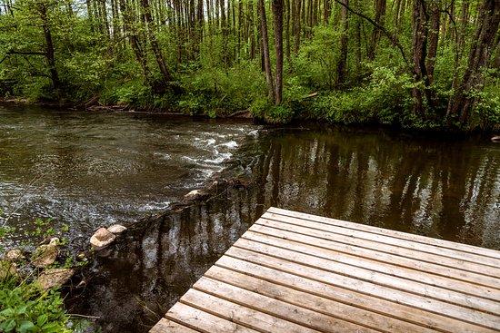 Kaunas County, Λιθουανία: River Merkys