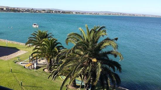 Saldanha, Sydafrika: View from room