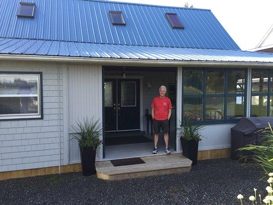 Murray River, แคนาดา: Meet Robert.....your host