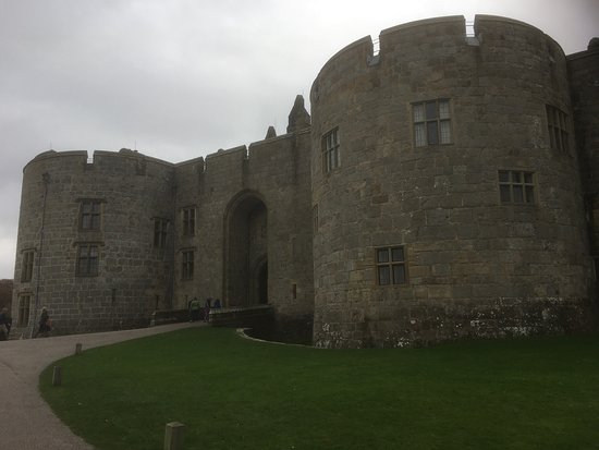 Chirk, UK: Chick Castle in October 2016